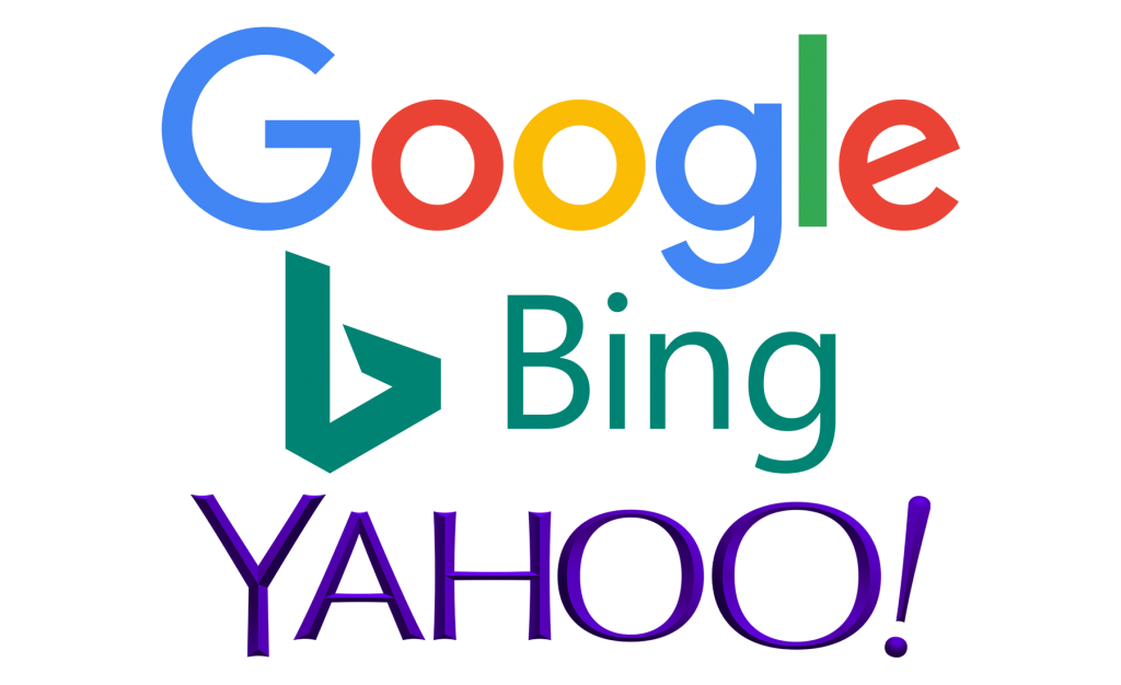 get found online on Google and Bing