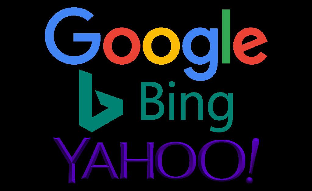 get found online on Google and Bing