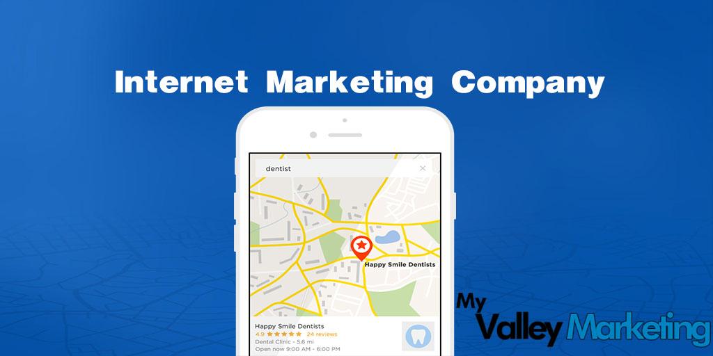internet marketing company in Salem Ohio