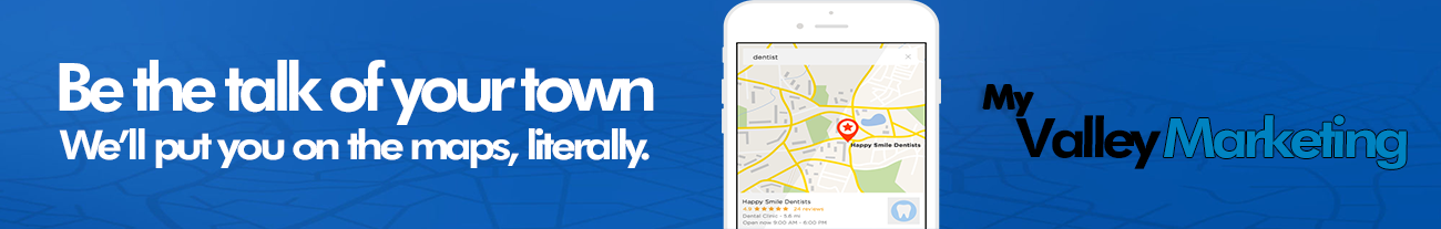 My Valley Marketing Google Maps Marketing Service